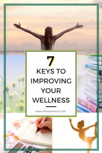 7 keys to wellness